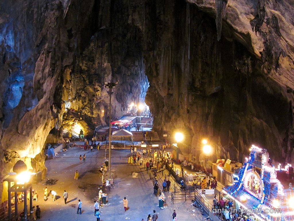 how to get to batu caves from kl