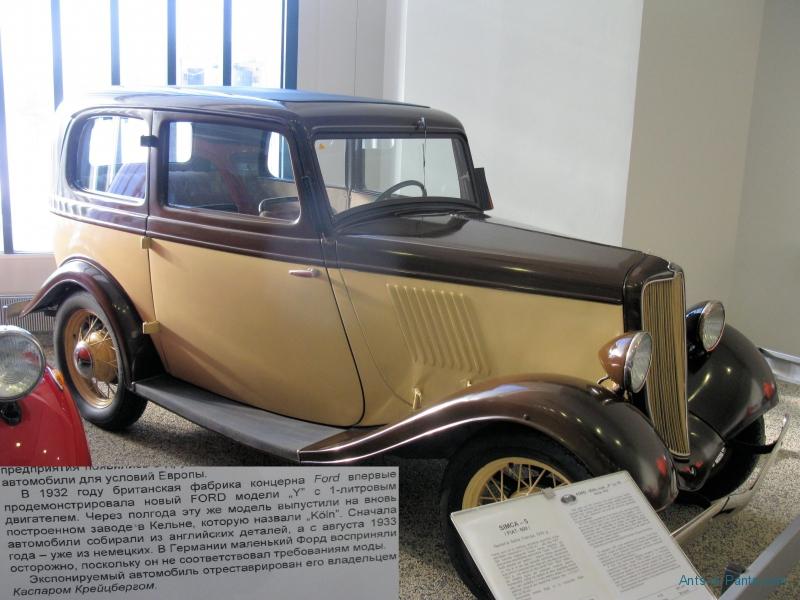 Ford-Y-1933
