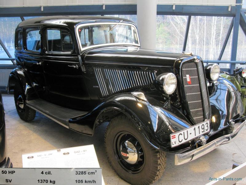 GAZ-M1-1936