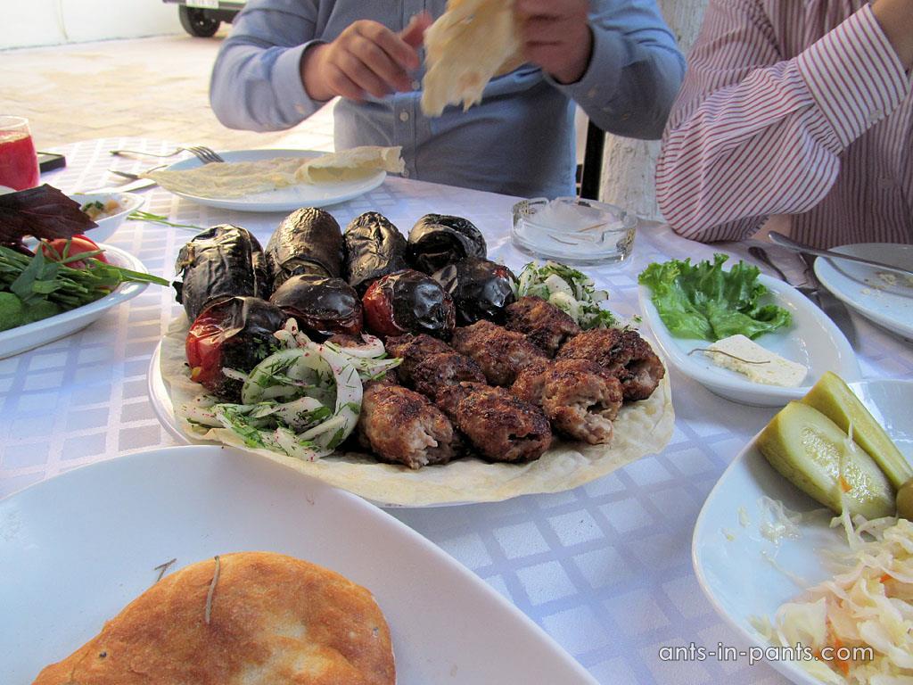 Azerbaijan cousin