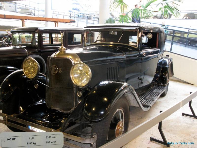 PANHARD-Levassor-20CV-1927