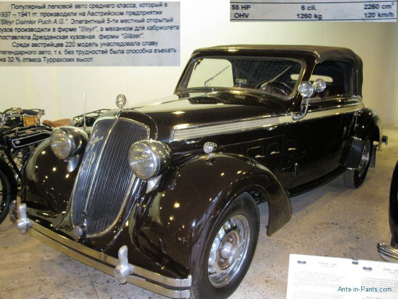STEYR-220-1938