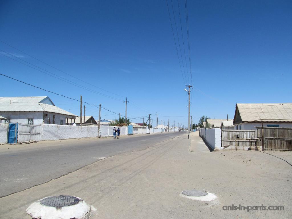 Муйнак - город призрак