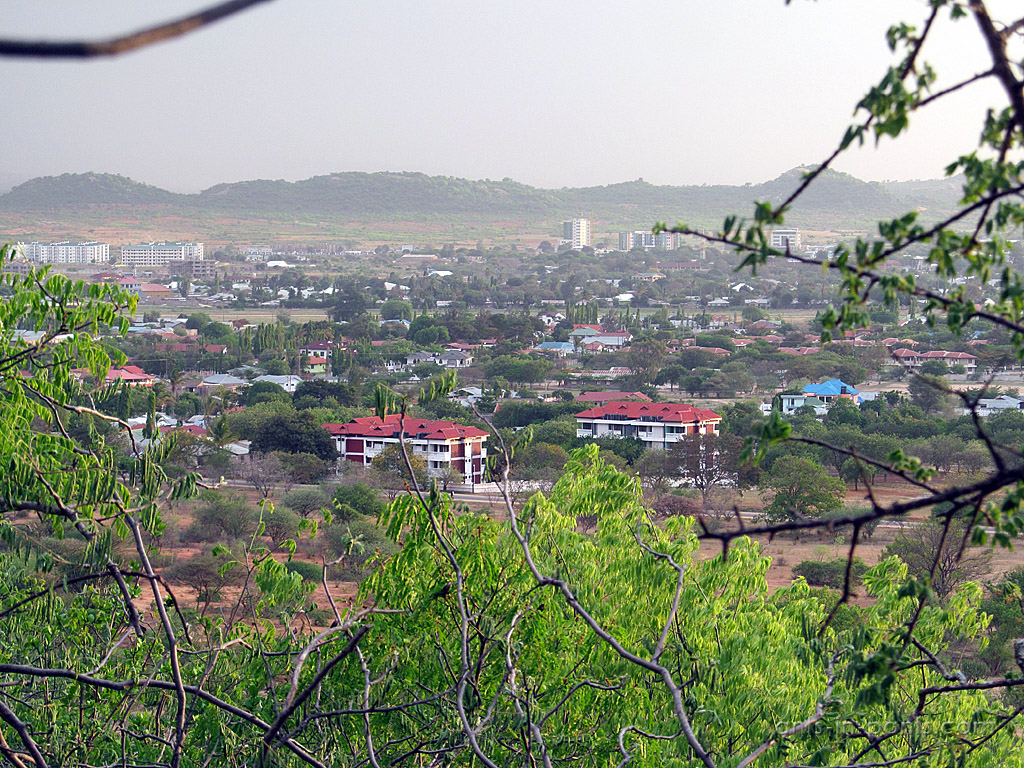Tanzanian Capital Dodoma