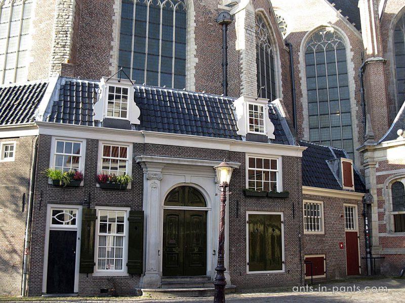 Амстердам. Ауде Керк