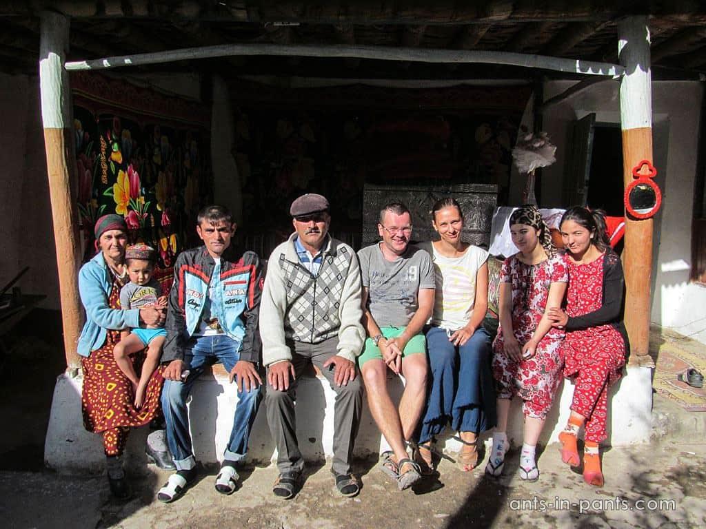 Pamir family