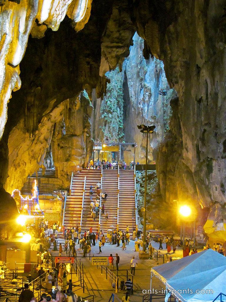 Пещеры в Куала Лумпур