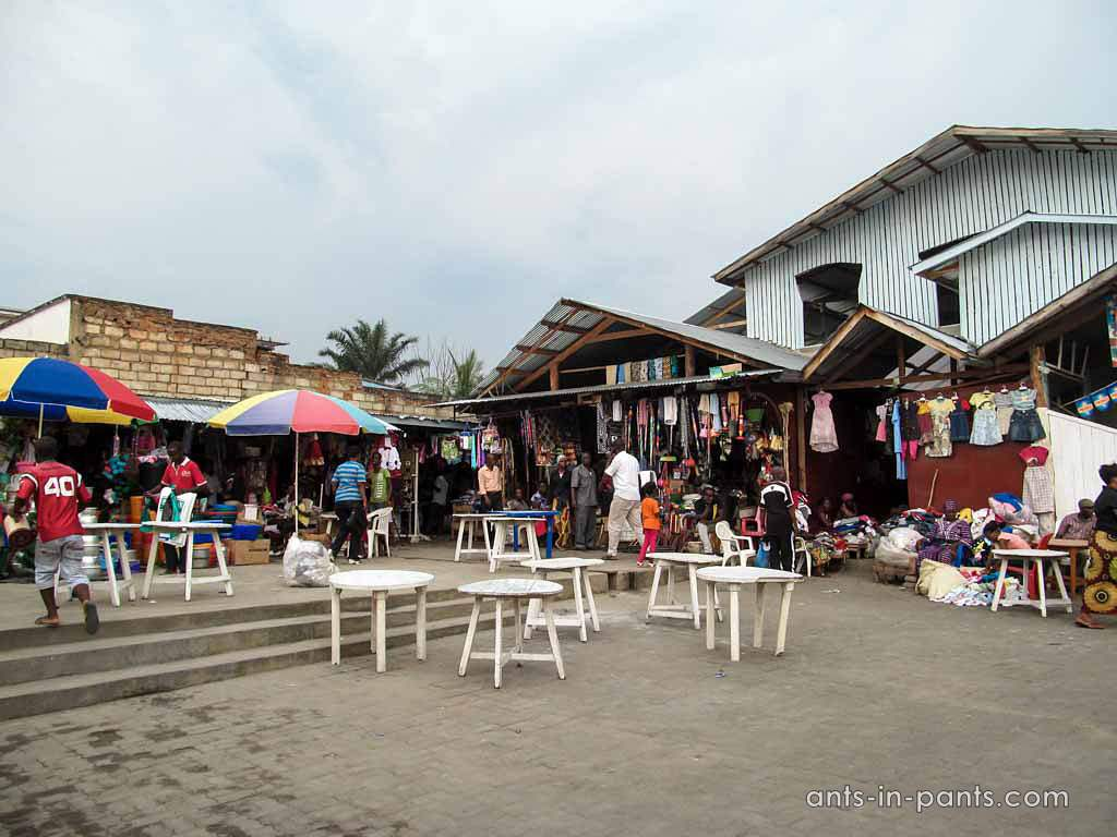 Центральный рынок Буджумбуры
