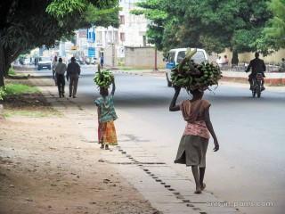 Bujumbura streers
