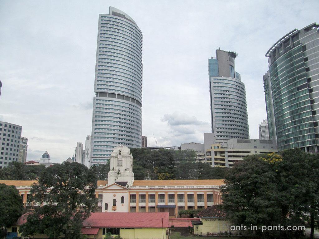 Kuala Lumpur business architecture