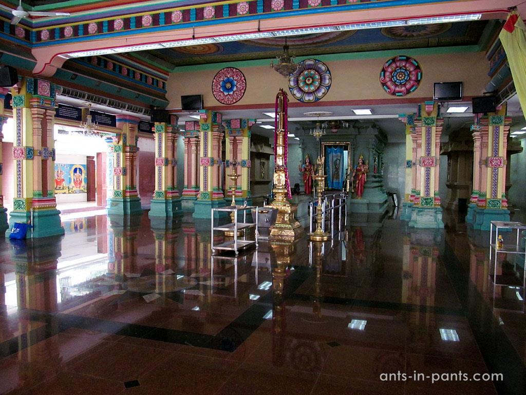 Храм Куала Лумпур
