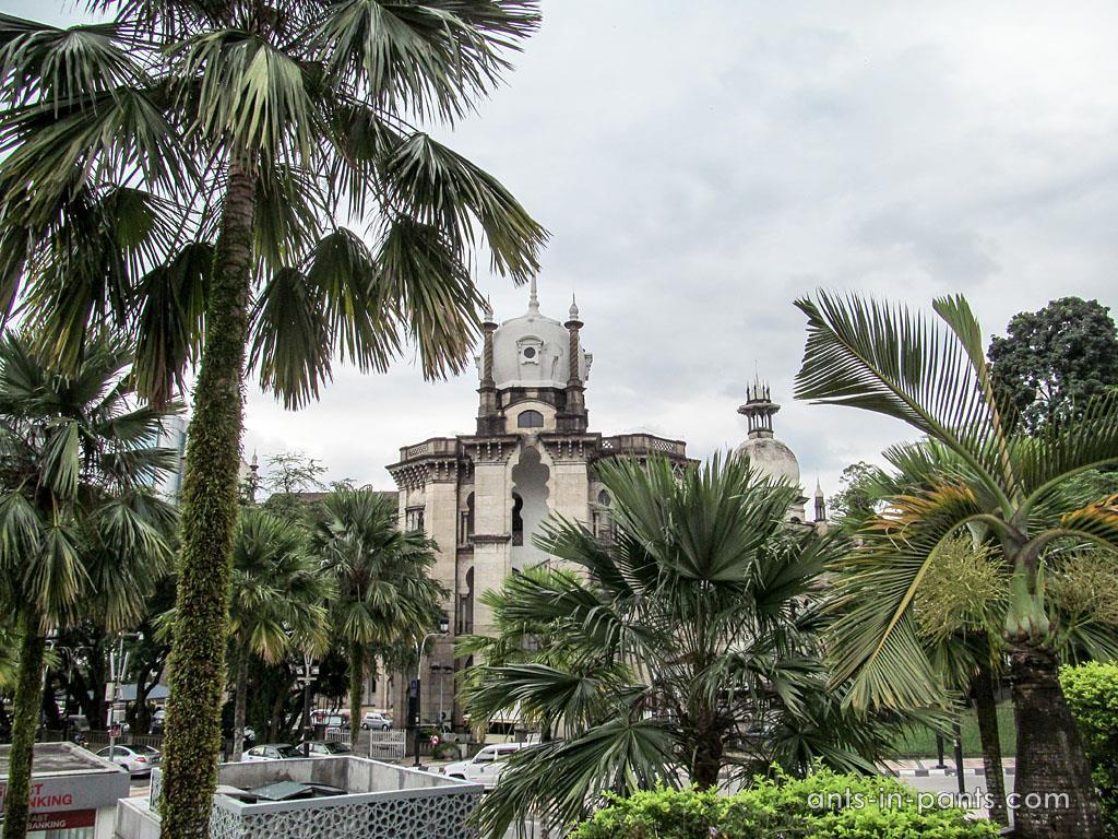 Архитектура Куала Лумпур