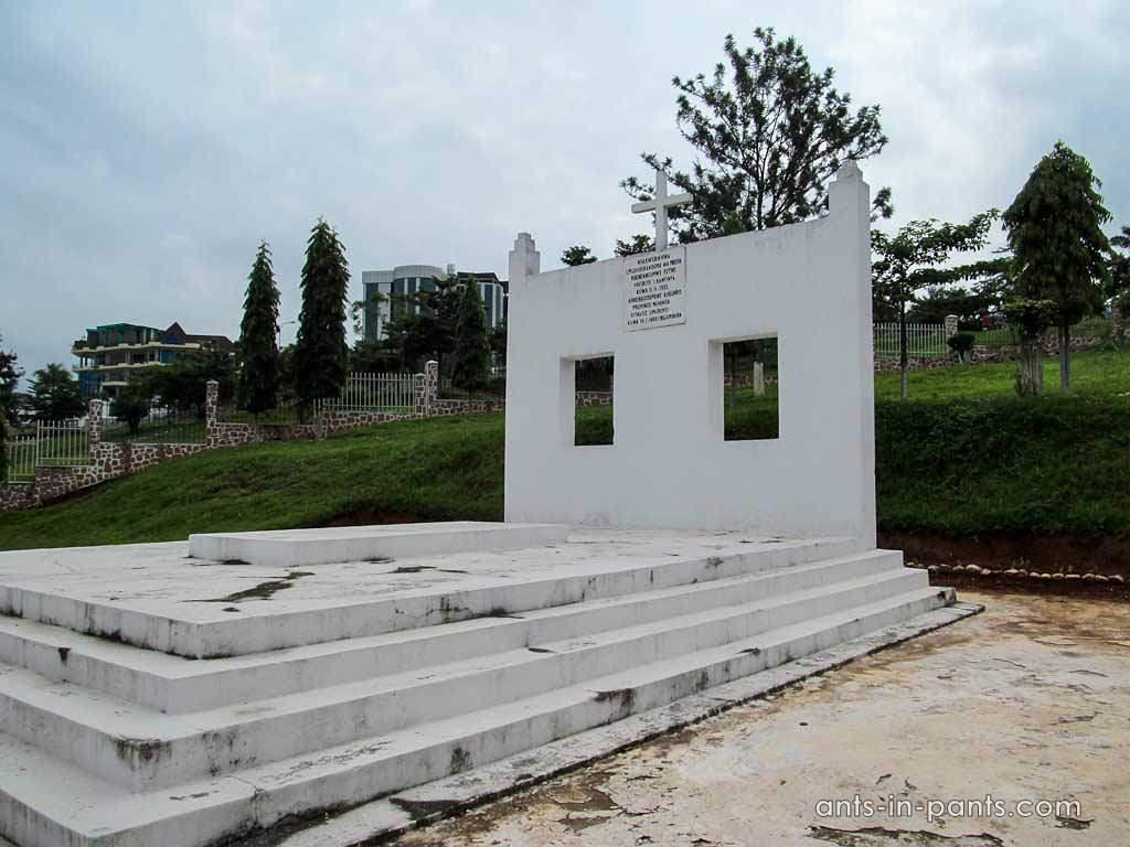 африканский мавзолей