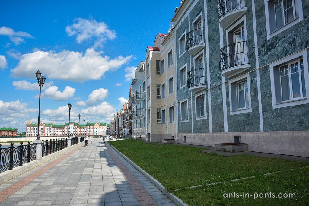 Bruges embankment