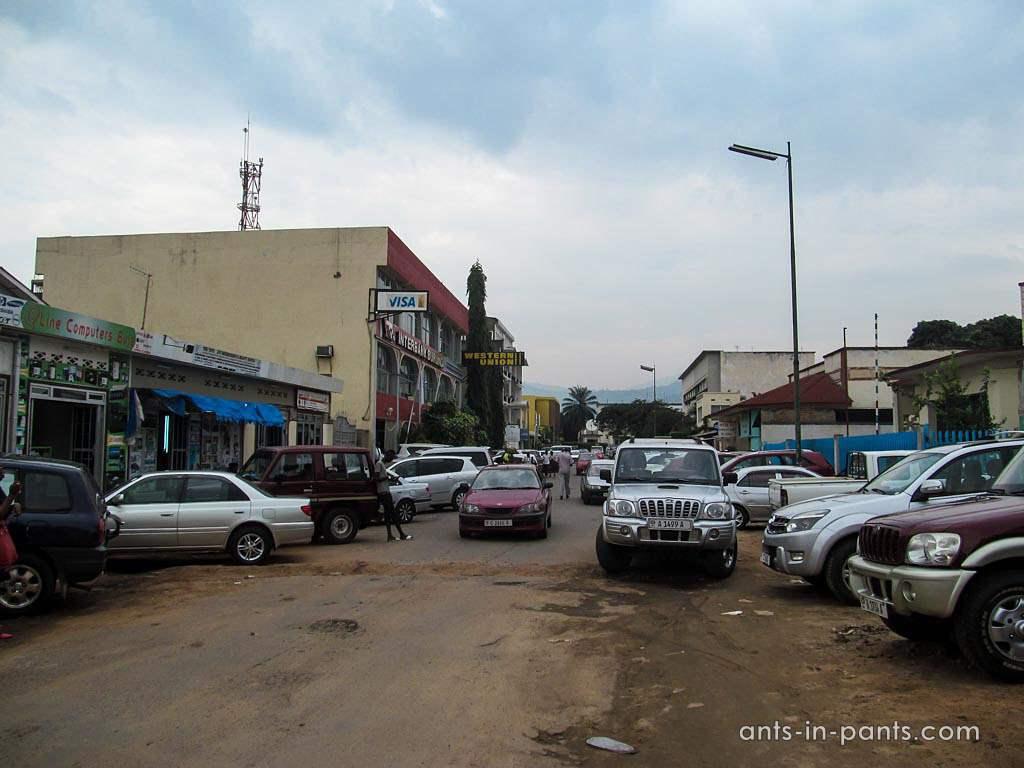 Улицы Буджумбуры