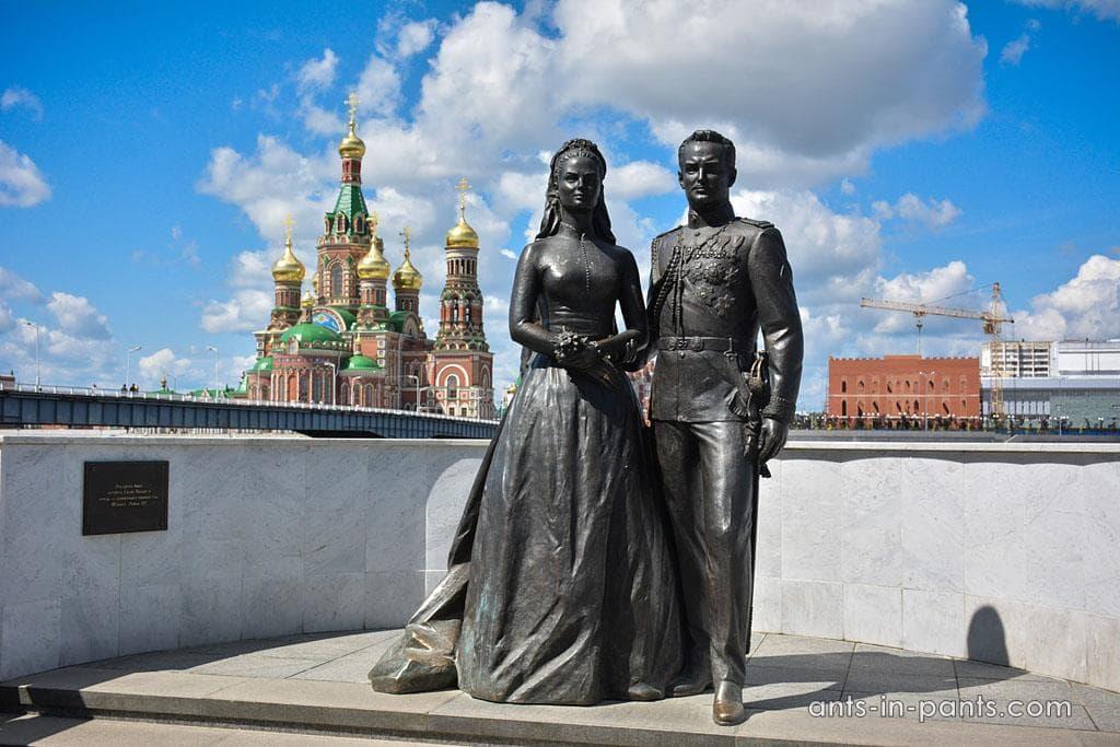 скульптура Йошкар-Олы