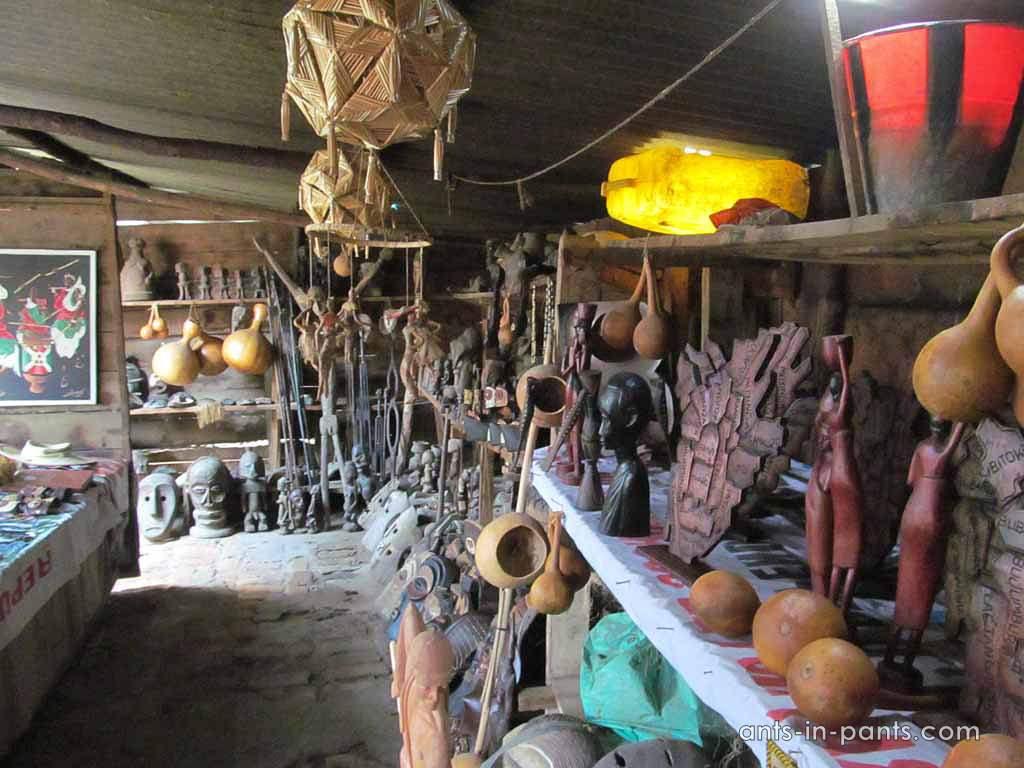 конголезские побрякушки