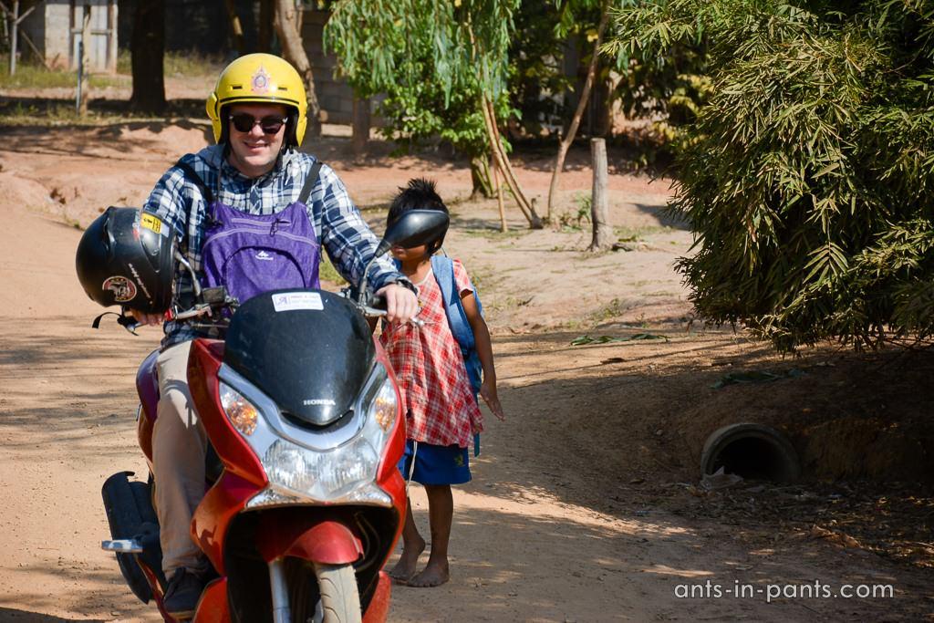 Таиланд на мотоцикле