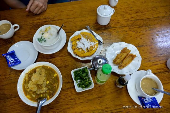 Еда в Мьянмар