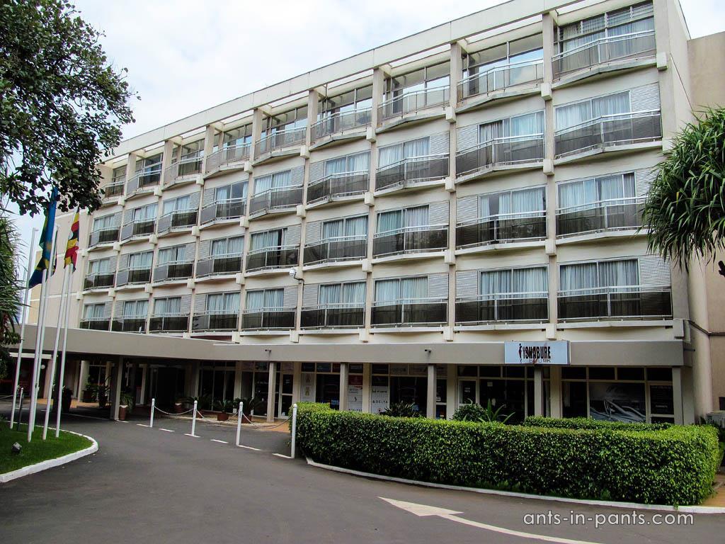 Отель Руанда