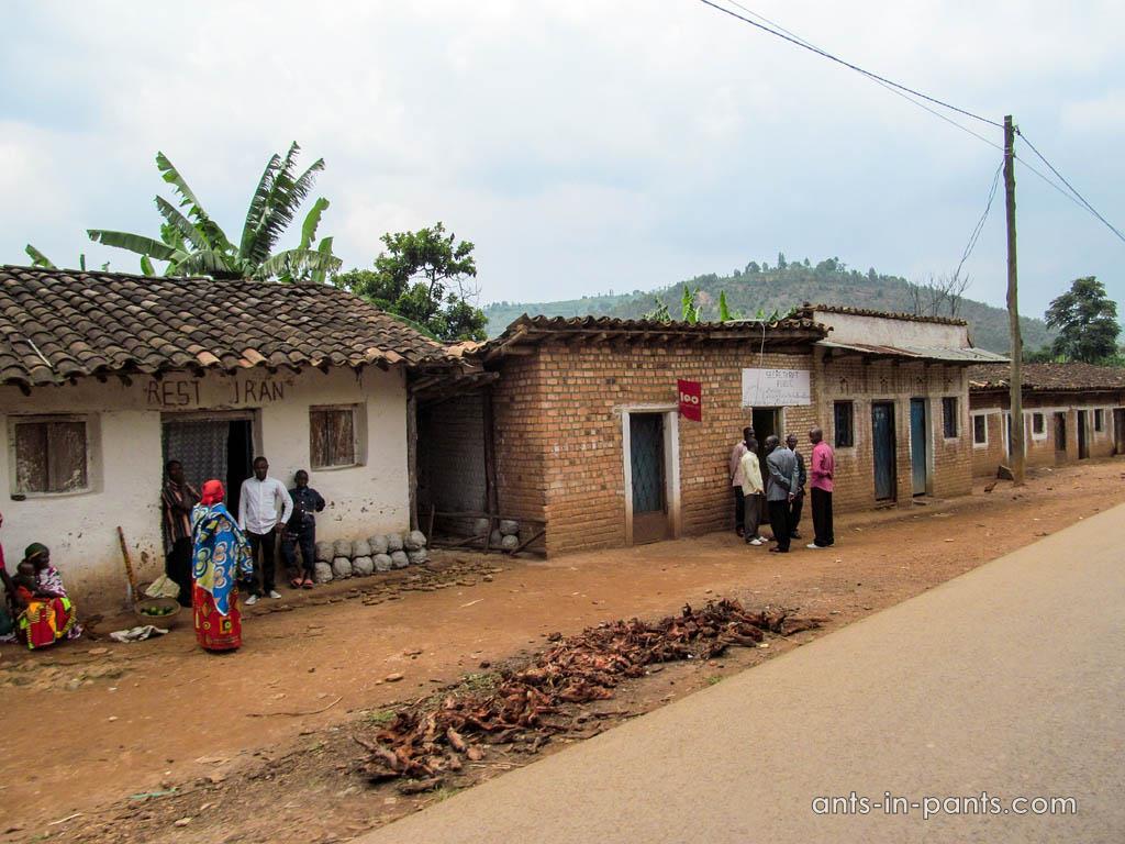 Как добраться в Руанду