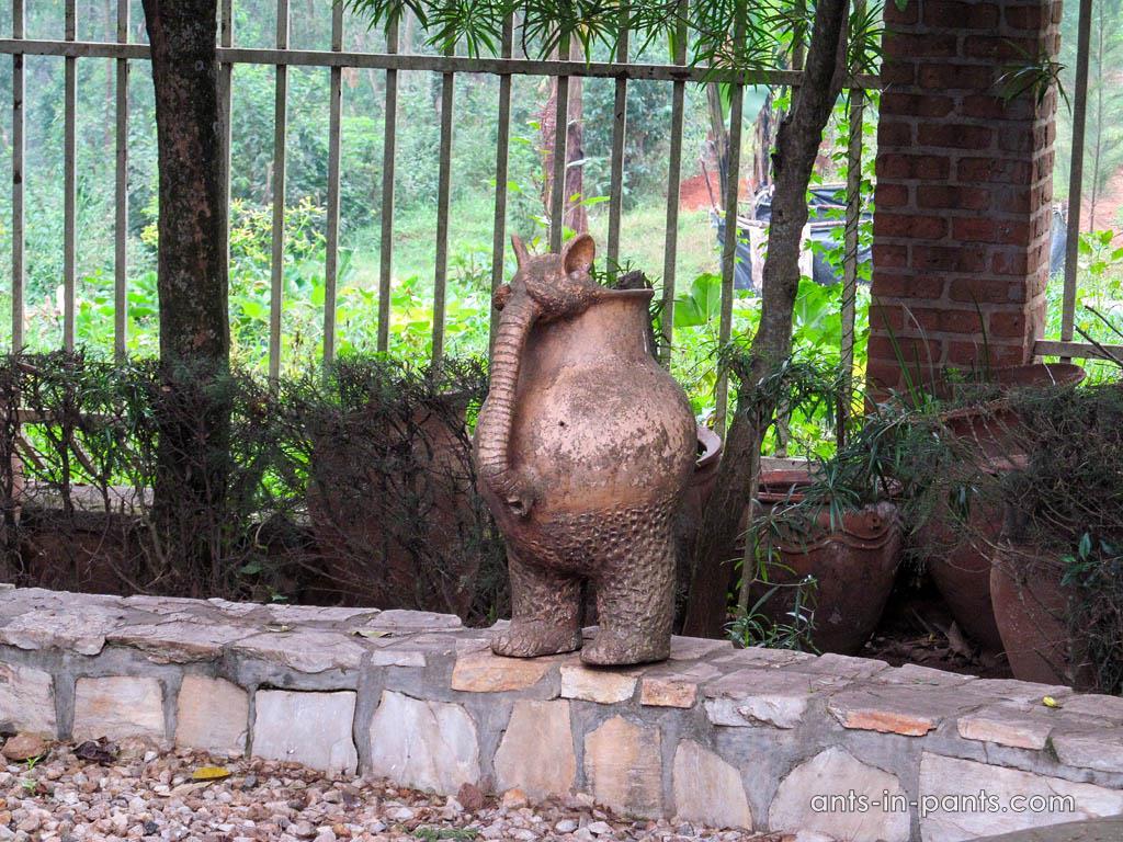 Ландшафный памятник в Кигали