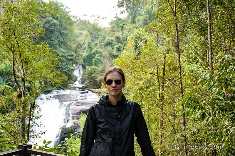 Doi Inthanon waterfalls