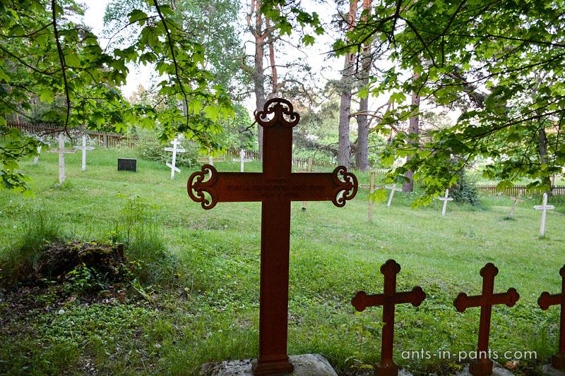 Кладбище на Сейли
