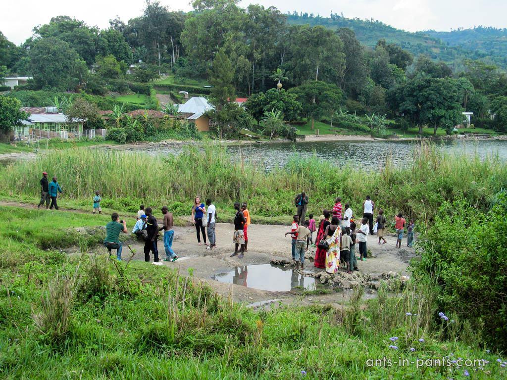 Gisenyi-hot spring