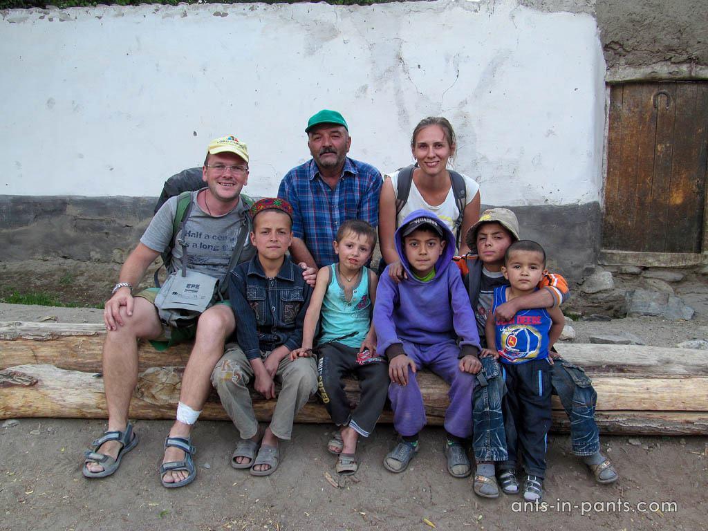 Hospitality on Pamir