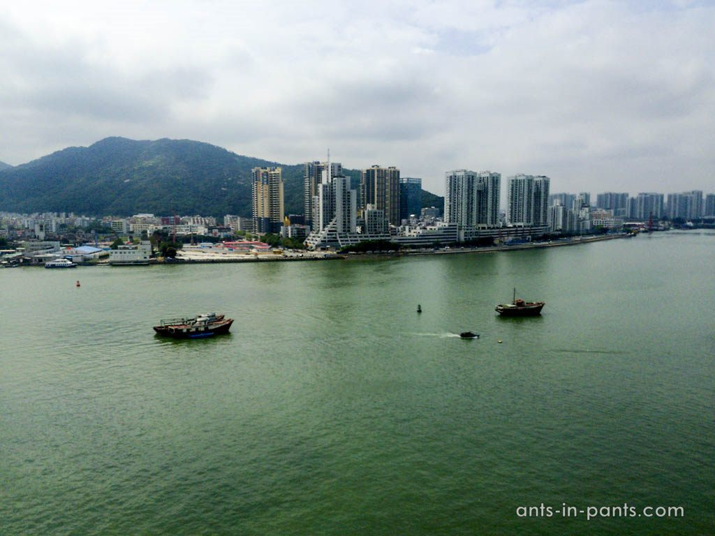 Views of Macau