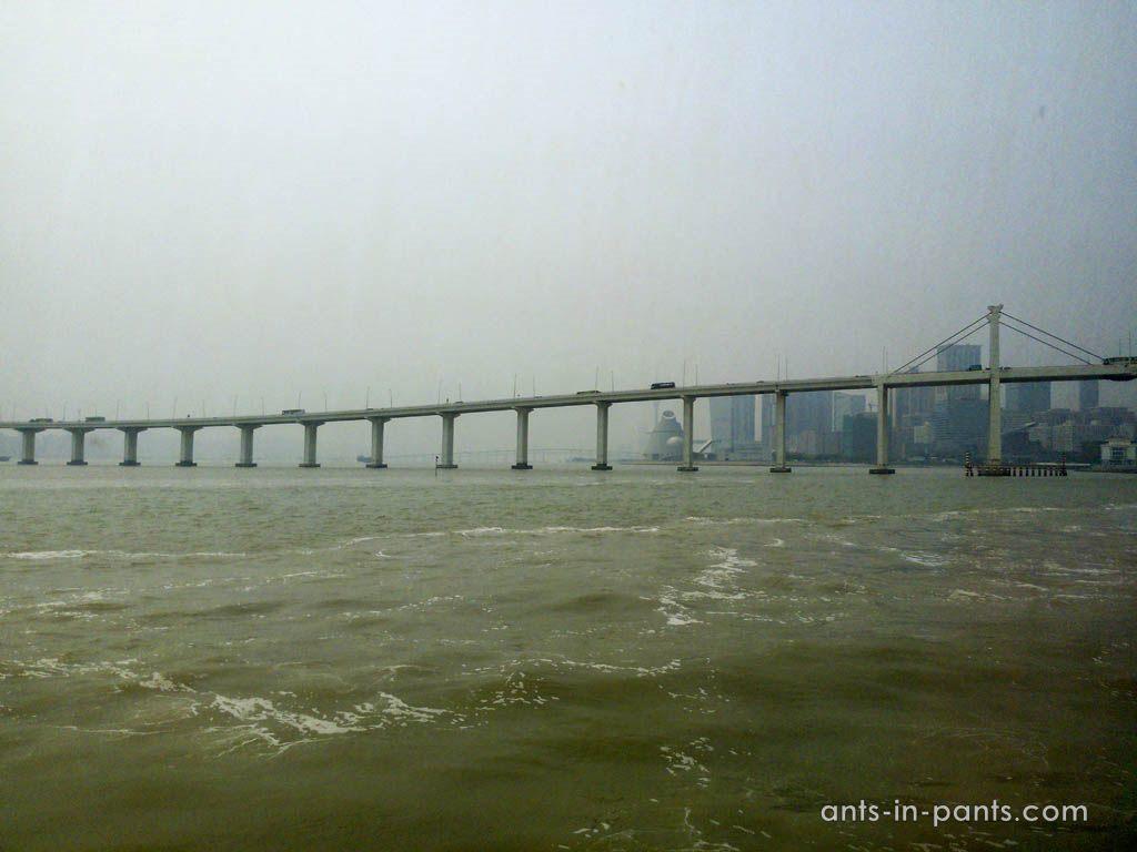 ferry from Hong Kong