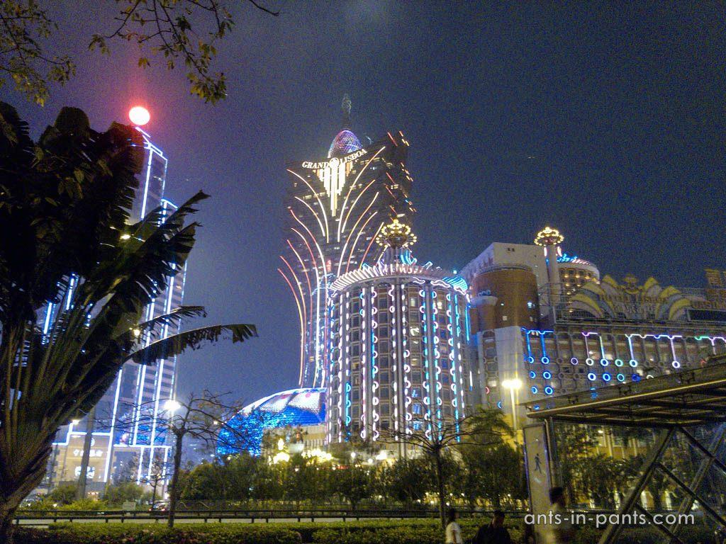 Night Macau