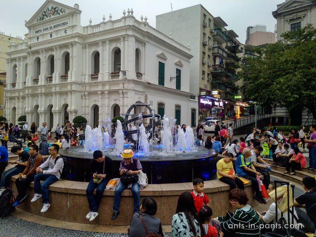 Macau Major Sights