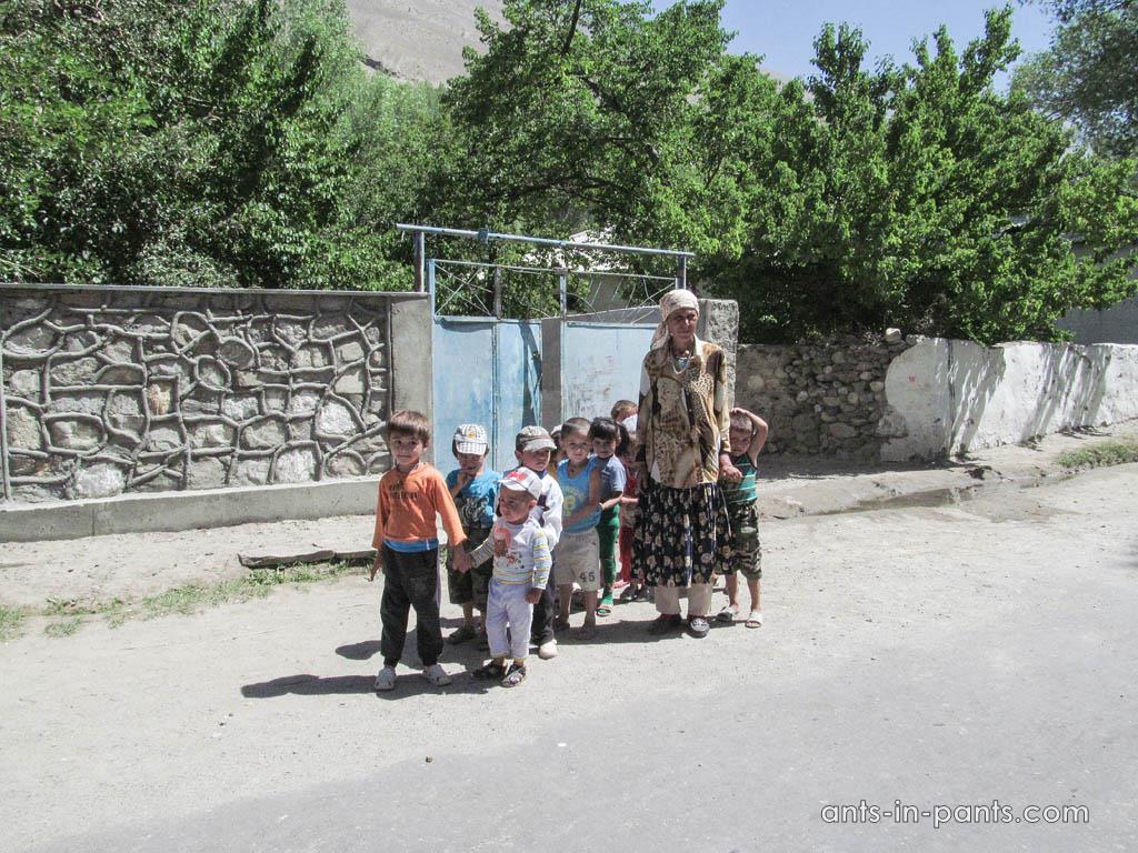 Kids Pamir