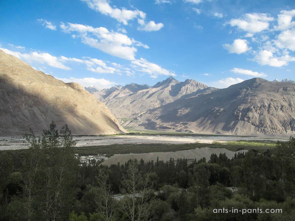 Афганские пейзажи