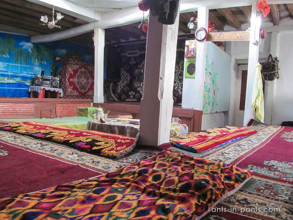 Pamirian house
