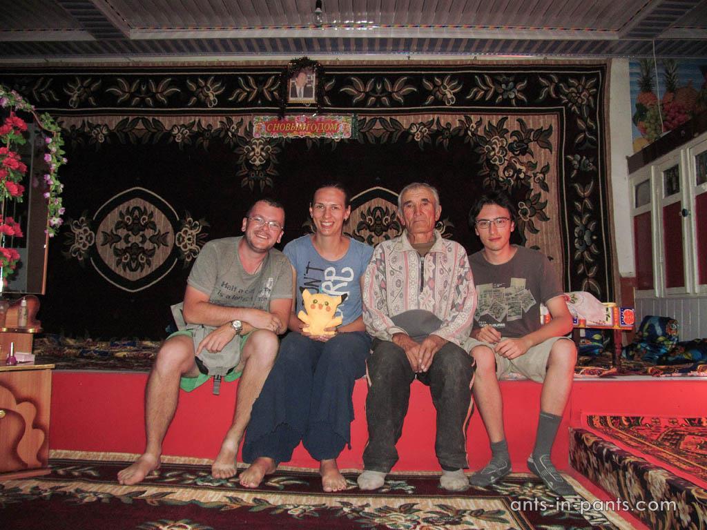 Памирское гостеприимство