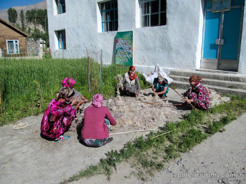 Памирский кишлак