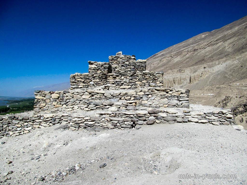Памирская ступа