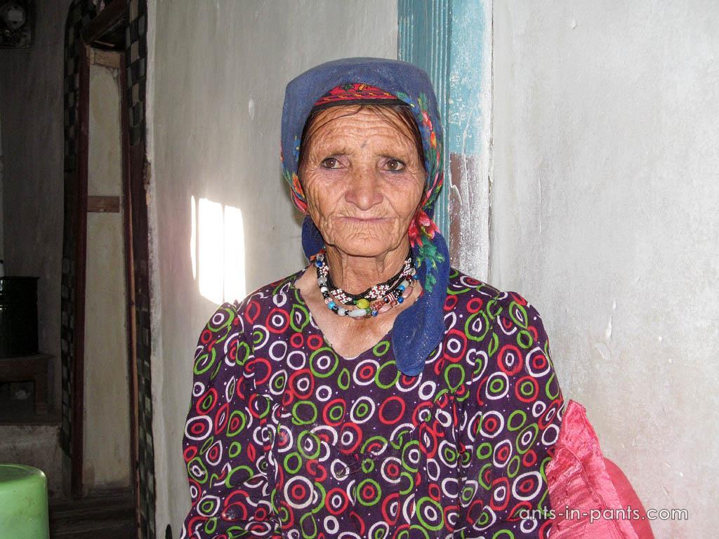 Pamirian women