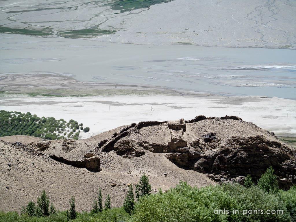 Крепость Ямчун