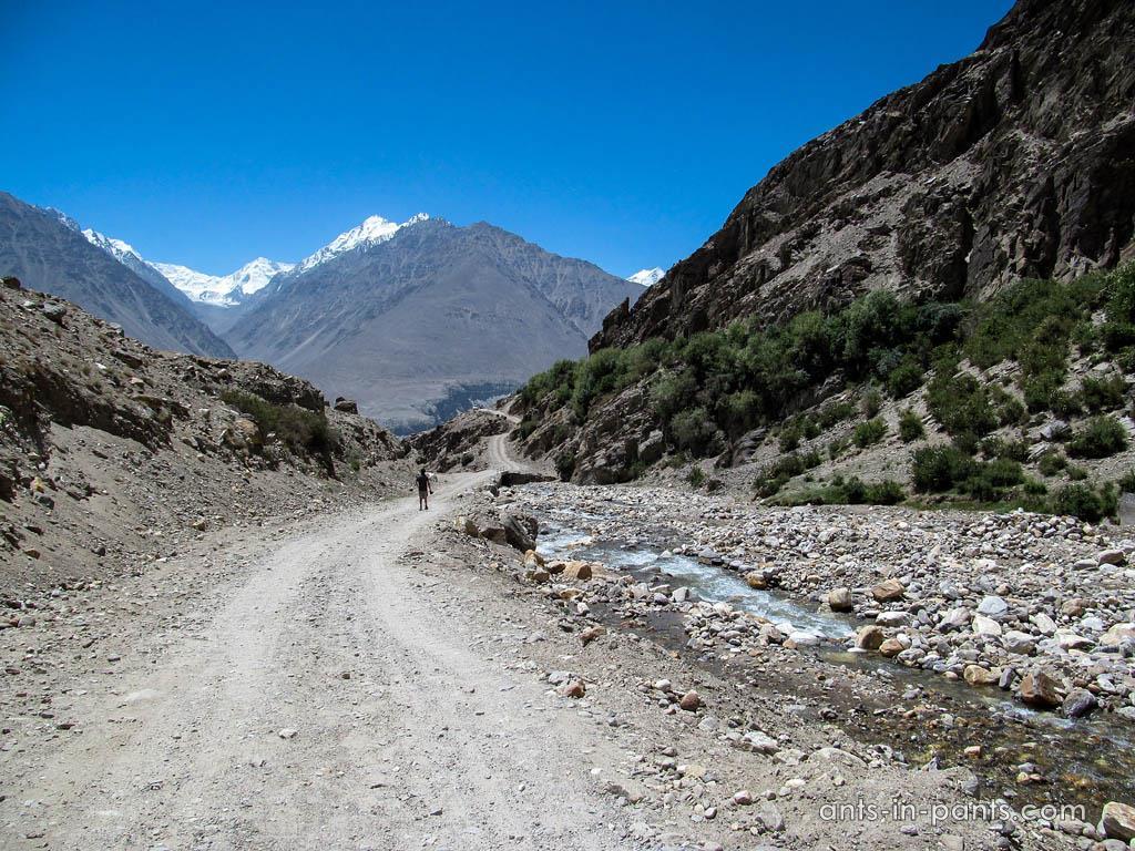 Pamirian village