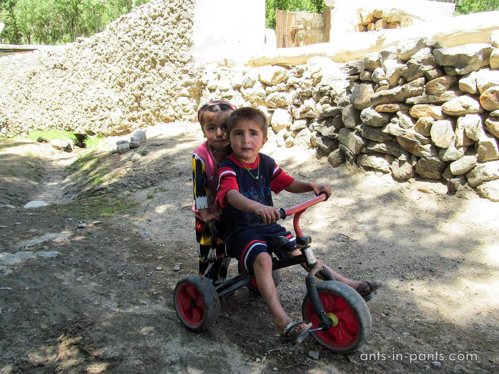 Pamir Kids