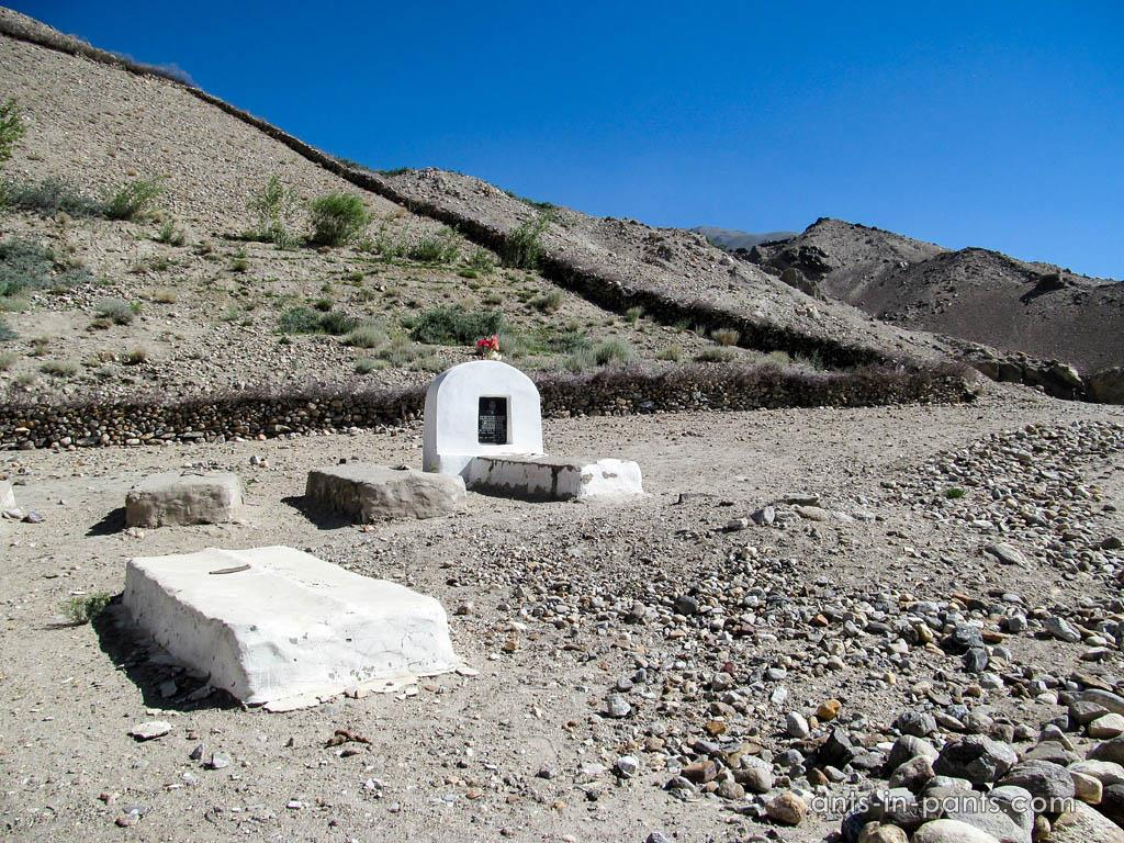 Памирские кладбища