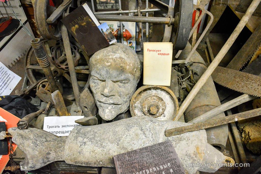 Йошкар-Ола. Музей ГУЛАГа