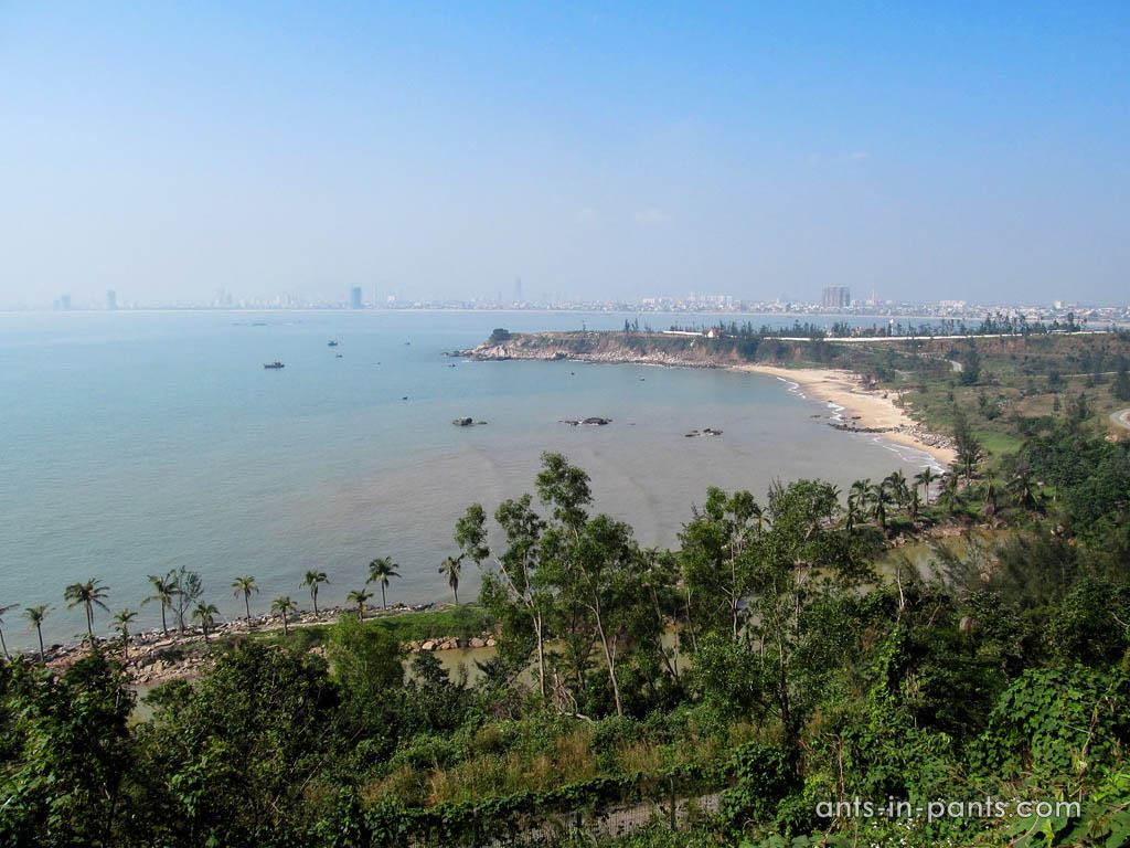 Da Nang panoramic view