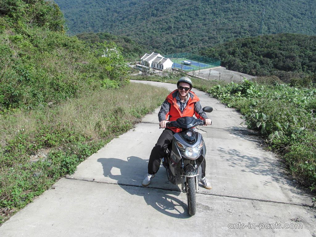 Da Nang monkey pass