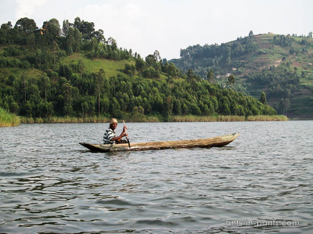 озеро Буньоньи