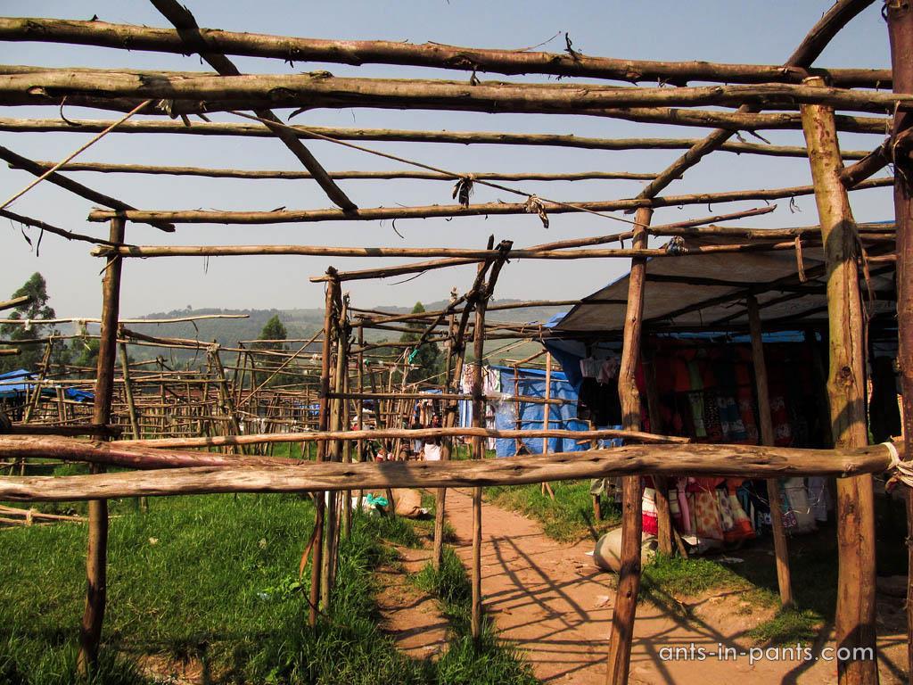 Рынок в Кабале